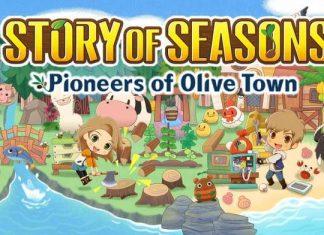 Update 1.0.5 für Story of Seasons: Pioneers of Olive Town nun verfügbar