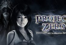 Project Zero Priesterin des schwarzen Wassers erscheint im Oktober