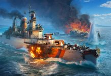 World of Warships Update 0.10.6. fügt niederländische Kreuzer hinzu