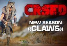CRSED startet in die neue Claws-Saison