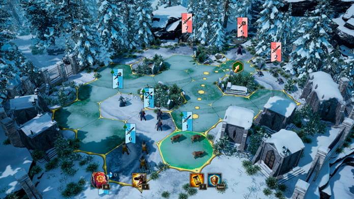 Gamekritik King's Bounty II Vorschau-Version