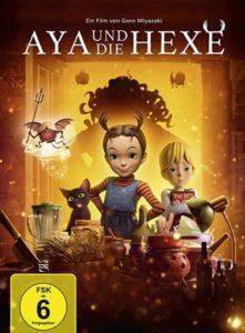 Review: Aya und die Hexe 01