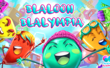 Review Blaloon Blalympia für Nintendo Switch