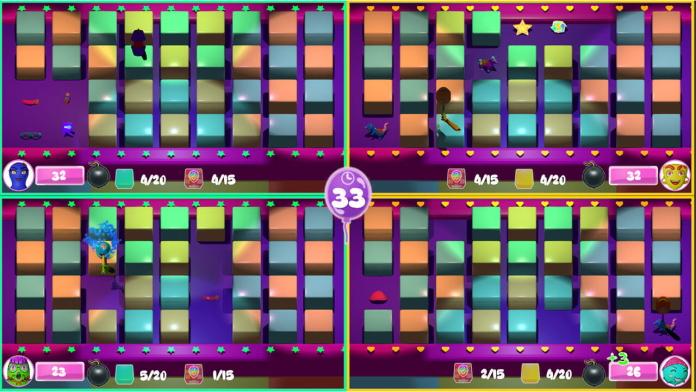 Review Blaloon Blalympia für Nintendo Switch - Blamory