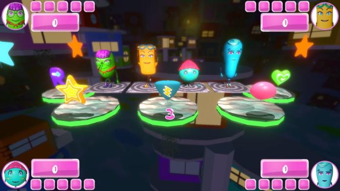 Review Blaloon Blalympia für Nintendo Switch - Blanel Dannel