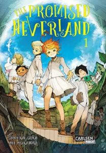 Review: The Promised Neverland Band 1 01
