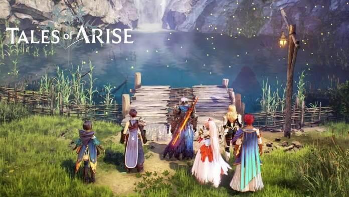 Tales of Arise erobert die deutschen Game-Charts