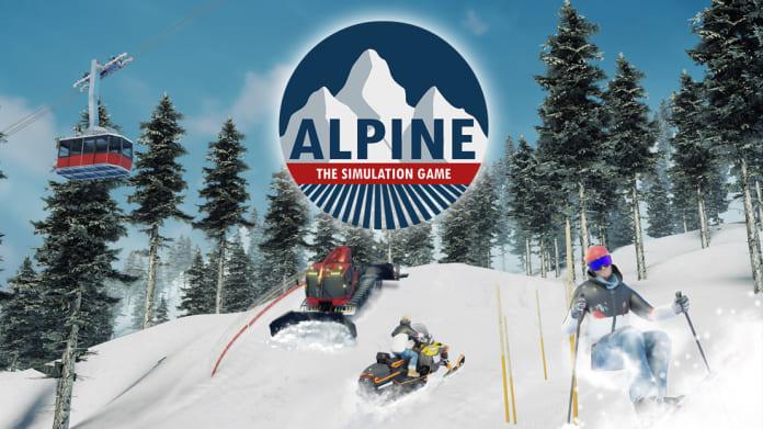 Alpine: Skigebiets-Simulation erhält Erscheinungsdatum