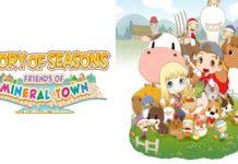 Story of Seasons: Friends of Mineral Town ab heute erhältlich auf PlayStation 4 und Xbox One